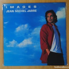 Discos de vinilo: JEAN MICHEL JARRE - IMAGES THE BEST OF JEAN MICHEL JARRE - LP. Lote 143590396
