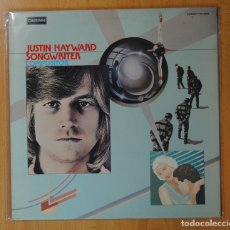 Discos de vinilo: JUSTIN HAYWARD - SONGWRITER - GATEFOLD - LP. Lote 143590610