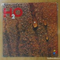 Discos de vinilo: DARYL HALL & JOHN OATES - H2O - LP. Lote 143592360