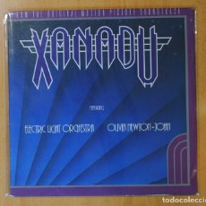 Discos de vinilo: E.L.O. & OLIVIA NEWTON JOHN - XANADU B.S.O. - GATEFOLD - LP. Lote 143592596
