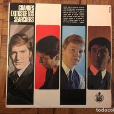 Discos de vinilo: THE SEARCHERS ‎– GRANDES ÉXITOS DE LOS SEARCHERS SELLO: HISPAVOX ‎– HPY 331-02 FORMATO: VINYL, LP . Lote 143593398