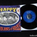 Discos de vinilo: THE BLADES OF GRASS SINGLE ESPAÑA 1967HAPPY SONO PLAY. Lote 143593858