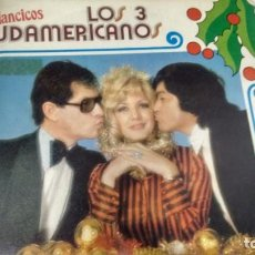 Discos de vinilo: SINGLE (VINILO) DE LOS 3 SUDAMERICANOS AÑOS 60. Lote 161316041