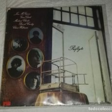 Discos de vinilo: THE BYRDS PREFLYTE ARIOLA LP SPAIN 1973 11 TEMAS. Lote 143609422