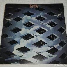 Discos de vinilo: THE WHO TOMMY GATEFOLD TRACK RECORD AMERICANA 1969 2 LP. Lote 143611402