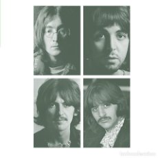Discos de vinilo: THE BEATLES - THE BEATLES AND ESHER DEMOS [AKA WHITE ALBUM] [BOX SET - 4 LP'S]. Lote 143619498