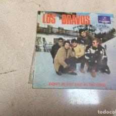 Discos de vinilo: LOS BRAVOS - UNO COME NOI ( SAN REMO 1967). Lote 143620458