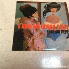 Discos de vinilo: EUGENIO PEPE - O FADO EM BOSSA NOVA . Lote 143621110