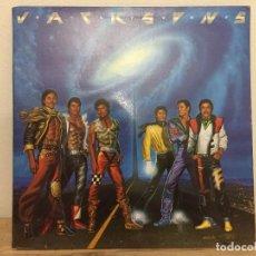 Discos de vinilo: LP JACKSONS, VICTORY. Lote 143623810
