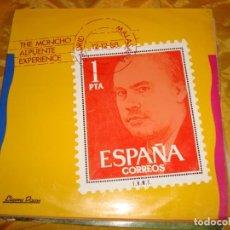 Discos de vinilo: MONCHO ALPUENTE. EXPERIENCE. . ELIGEME DISCOS, 1988. CON ENCARTE (#). Lote 143626698