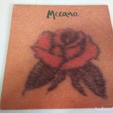 Discos de vinil: VINILO-MAXI/MECANO/UNA ROSA ES UNA ROSA.. Lote 143637230