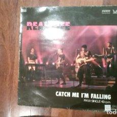 Discos de vinilo: REAL LILIFE-CATCH ME I'M FALLING,ALWAYS.MAXI. Lote 143641578