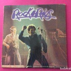 Discos de vinilo: MIGUEL RIOS - ROCK & RIOS. Lote 143644302