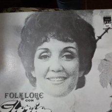 Discos de vinilo: GLORIA LASSO LP SELLO GAS EDITADO EN MEXICO AÑO 1976.. Lote 143644954