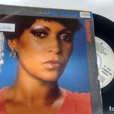 Discos de vinilo: SINGLE (VINILO) DE LYDIA MURDOCK AÑOS 80. Lote 143652182