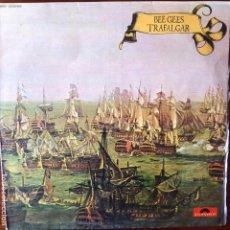 Discos de vinilo: DISC-109. BEE GEES. TRAFALGAR. POLYDOR. AÑO 1973.. Lote 143654842