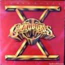 Discos de vinilo: DISC-111. COMMODORES. LP HEROES. MOTOWN. AÑO 1980. . Lote 143657154