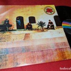 Discos de vinilo: POCO ROSE OF CIMARRON LP 1982 MCA ESPAÑA SPAIN. Lote 143661118