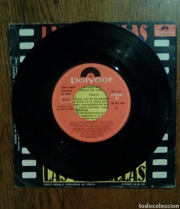 Discos de vinilo: 6 Temas de cine - ep 33 rpm, 1980, Polydor. Spain. - Foto 3 - 143661206
