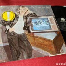 Discos de vinilo: JONI MITCHELL WILD THINGS RUN FAST LP 1982 GEFFEN RECORDS GATEFOLD ALEMANIA GERMANY. Lote 143661514
