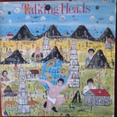Discos de vinilo: DISC-113. TALKING HEADS. LITTLE CREATURES. WARNER BROS MUSIC. AÑO 1985.. Lote 143662306