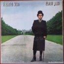 Discos de vinilo: DISC-114. ELTON JOHN. A SINGLE MAN. THE ROCKET RECORD COMPANY. AÑO 1978. Lote 143662654