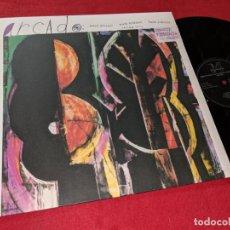 Discos de vinilo: MARK FELDMAN, MARK DRESSER, HANK ROBERTS ARCADO LP 1989 ALEMANIA GERMANY. Lote 143663638