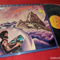 Discos de vinilo: HERBIE HANCOCK THRUST LP 1975 CBS ESPAÑA SPAIN. Lote 143663842