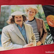 Discos de vinilo: SIMON AND GARFUNKEL'S GREATEST HITS GRANDES EXITOS LP 1972 CBS ESPAÑA SPAIN. Lote 143664306