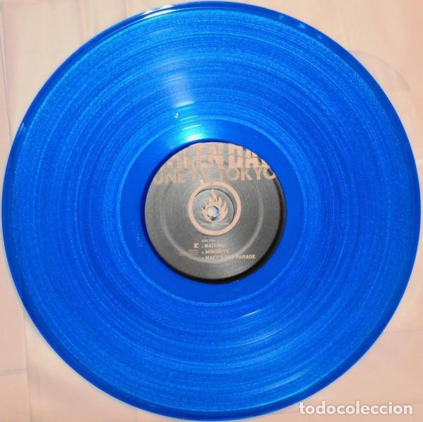 Discos de vinilo: GREEN DAY * LP Record Store Day 2014 * TUNE IN TOKYO * LTD Vinilo azul + cupón descarga Precintado!! - Foto 14 - 143664810
