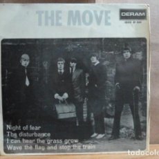 Discos de vinilo: THE MOVE -EP-4 CANCIONES -. Lote 143667146