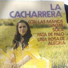Discos de vinilo: E P (VINILO) DE LA CACHARRERA AÑOS 70. Lote 143671942