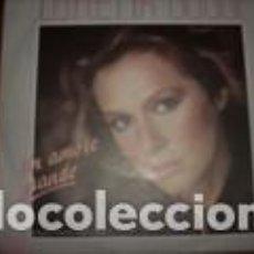Discos de vinilo: LORETTA GOGGI UN AMORE GRANDE. Lote 143679638
