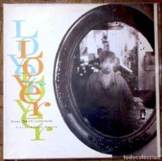 Discos de vinilo: IAN MCCULLOCH. LOVER, LOVER, LOVER. EP. GERMANY, 1992. FUNDA Y DISCO EX EX. Lote 143683814