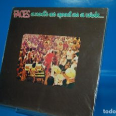Discos de vinilo: VINILO DISCO LP- FACES – A NOD IS AS GOOD AS A WINK...TO A BLIND HORSE -1971. Lote 143689946