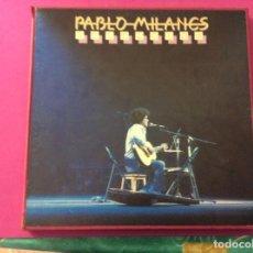 Discos de vinilo: PABLO MILANES - SELECCION. Lote 143691270