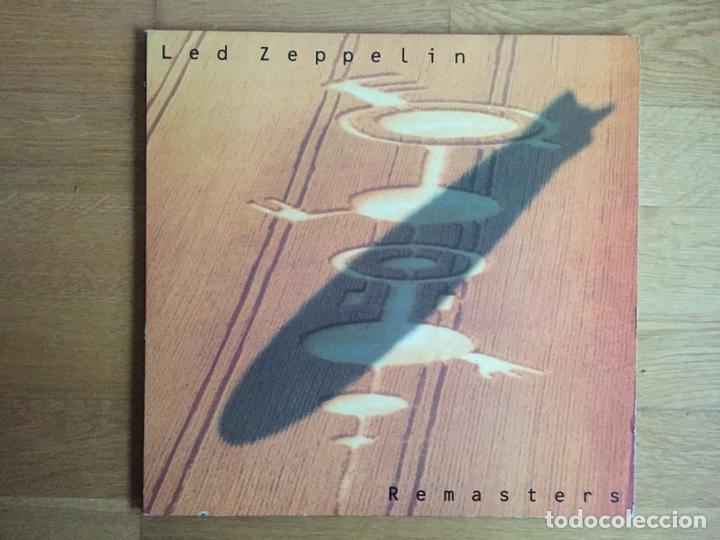 LED ZEPPELIN: REMASTERS (3LPS) (Música - Discos - LP Vinilo - Pop - Rock - Extranjero de los 70)