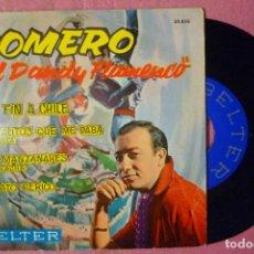 Discos de vinilo: ROMERO POR FIN A CHILE / 3+ EP SPAIN PRESS 1960 (EX-/EX-) T. Lote 143694710