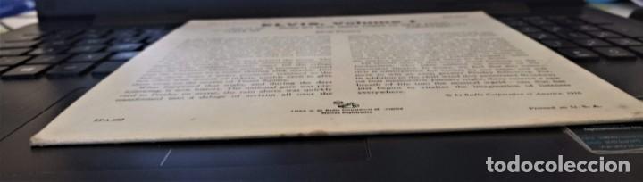 Discos de vinilo: ELVIS PRESLEY - ELVIS - EP 45 RPM ORIGINAL USA 1956 - 1ªEDICIÓN. EPA-992 - Foto 14 - 143701990