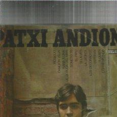 Discos de vinilo: PATXI ANDION 1970. Lote 143702082