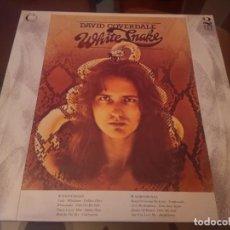 Discos de vinilo: DAVID COVERDALE WHITESNAKE & NORTHWINDS 2LP CONNOISSEUR 1988 DEEP PURPLE . Lote 143705114