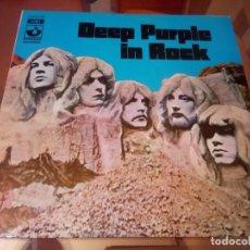 Discos de vinilo: DEEP PURPLE IN ROCK 1ª ED. ESPAÑOLA 1970. Lote 143705182