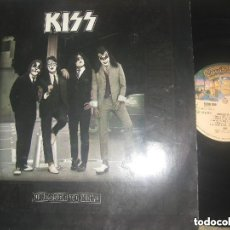 Discos de vinilo: KISS - DRESSED TO KILL (1975-CASABLANCA)EDICION USA. Lote 143705338