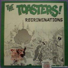 Discos de vinilo: THE TOASTERS - POOL SHARK - LP. Lote 143710482