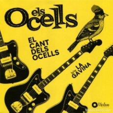 Discos de vinilo: ELS OCELLS ?– EL CANT DELS OCELLS - SG SPAIN 2018 - MARLOWE RECORDS ?MR010SG - MINT. Lote 143731402