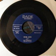 Discos de vinilo: NAT KENDRICK DISH RAG NORTHERN SOUL MOD DANCER. Lote 143740930