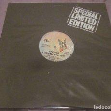 Discos de vinilo: TELEVISION - MARQUEE MOON - MAXISINGLE EDICION ESPECIAL LIMITADA DEL AÑO 1977.. Lote 143741790