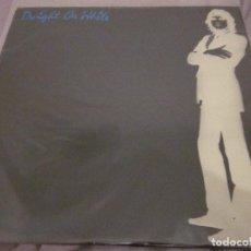 Discos de vinilo: DWIGHT TWILLEY - DWIGHT ON WHITE - MAXISINGLE EDICION INGLESA DEL 1979 - VINILO BLANCO.. Lote 143742242