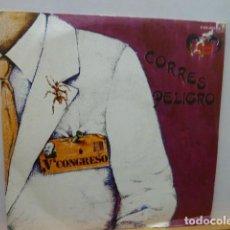 Discos de vinilo: V CONGRESO -CORRES PELIGRO -. Lote 143744606