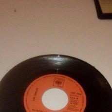 Discos de vinilo: BAL-7 DISCO CHICO 7 PULGADAS SIN CARATULA SOLO DISCO LAS GRECAS TE ESTOY AMANDO LOCAMENTE . Lote 143755066